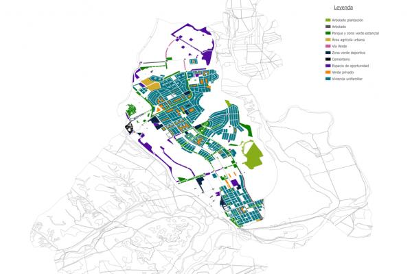 Plan Estratégico de Zonas Verdes, Biodiversidad y Arbolado del Municipio de Rivas-Vaciamadrid.