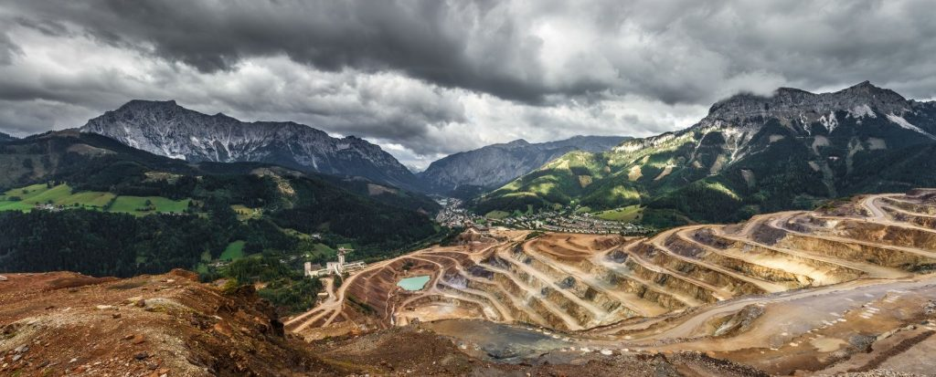 Restauración Ecológica en espacios mineros degradados